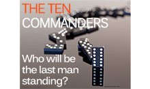 The 10 Commanders