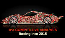 IPX competitive analysis 2015