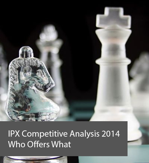 IPX competitive Analysis report