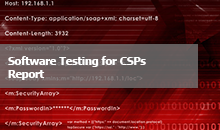 telecom software testing for CSPs report
