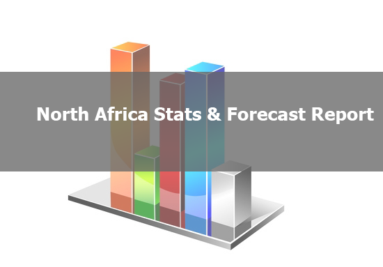 North Africa telecom statistics and forecasts