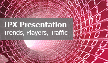 IPX trends, player and traffic report key findings