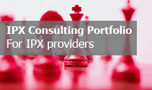 IPX training and consulting portfolio for IPX providers